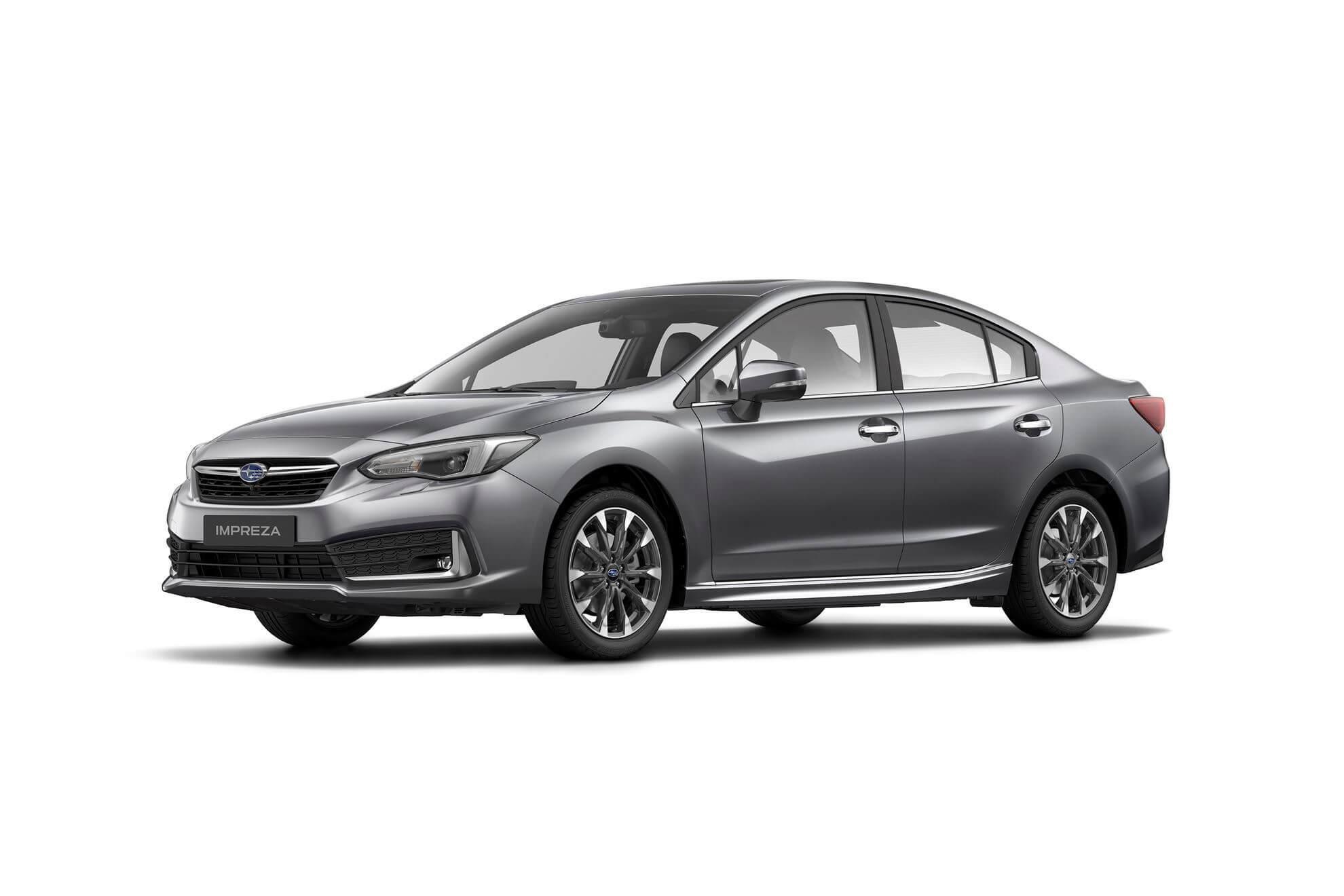 Subaru Impreza Full Option
